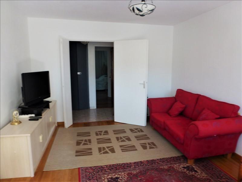 Sale apartment Verrieres le buisson 257000€ - Picture 2
