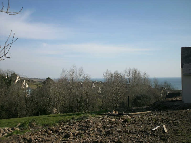 Sale site Plouhinec 59 920€ - Picture 1