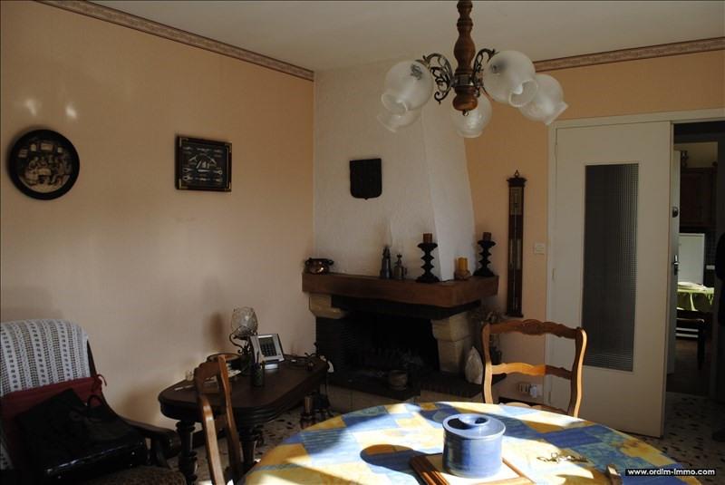 Vente maison / villa St amand en puisaye 85000€ - Photo 4
