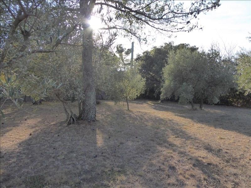 Vente terrain Nimes 212000€ - Photo 2