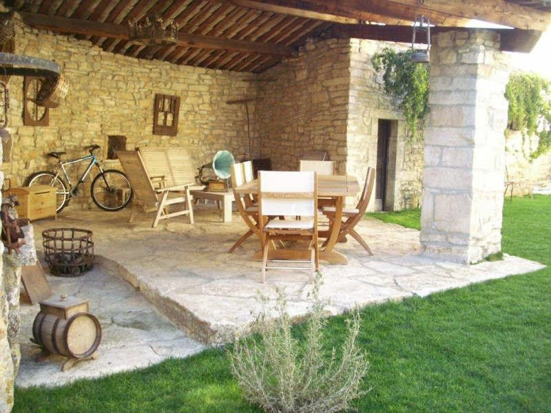 Vente de prestige maison / villa Goudargues 674 000€ - Photo 4