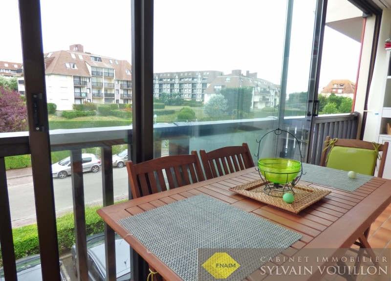Revenda apartamento Villers sur mer 95000€ - Fotografia 1