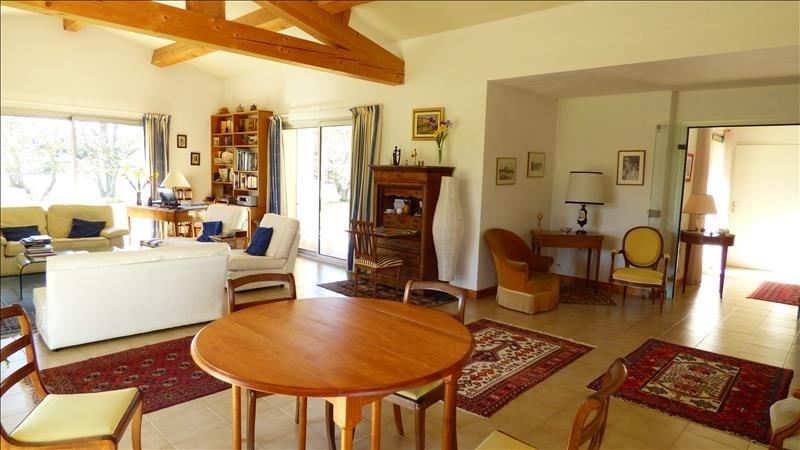Vente de prestige maison / villa Aubignan 620000€ - Photo 2