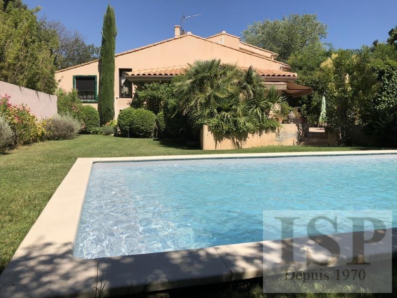 Deluxe sale house / villa Aix en provence 730000€ - Picture 4