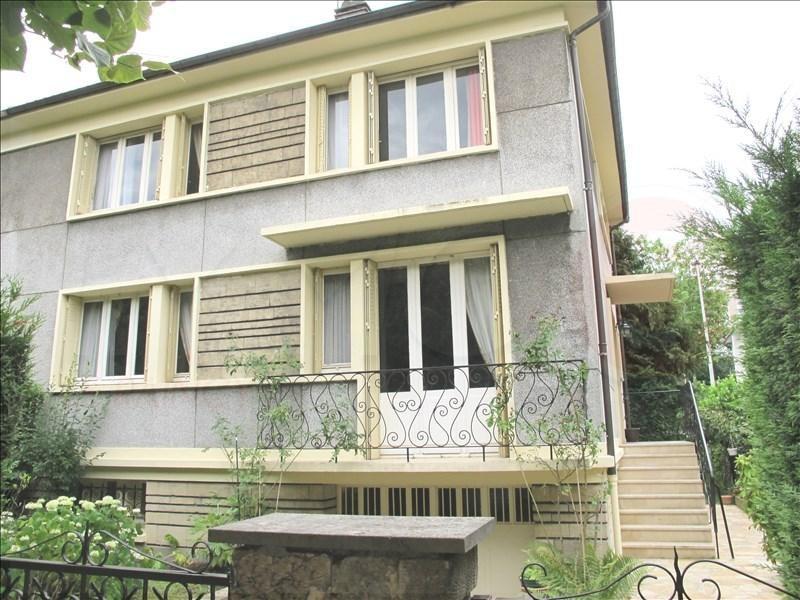 Sale house / villa Villemomble 452000€ - Picture 1