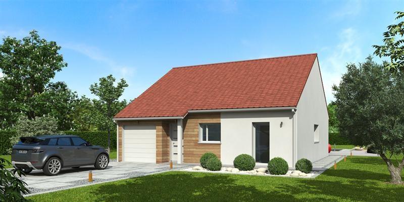 Maison  4 pièces + Terrain 415 m² Saint Sauveur (38160) par NATILIA GRENOBLE