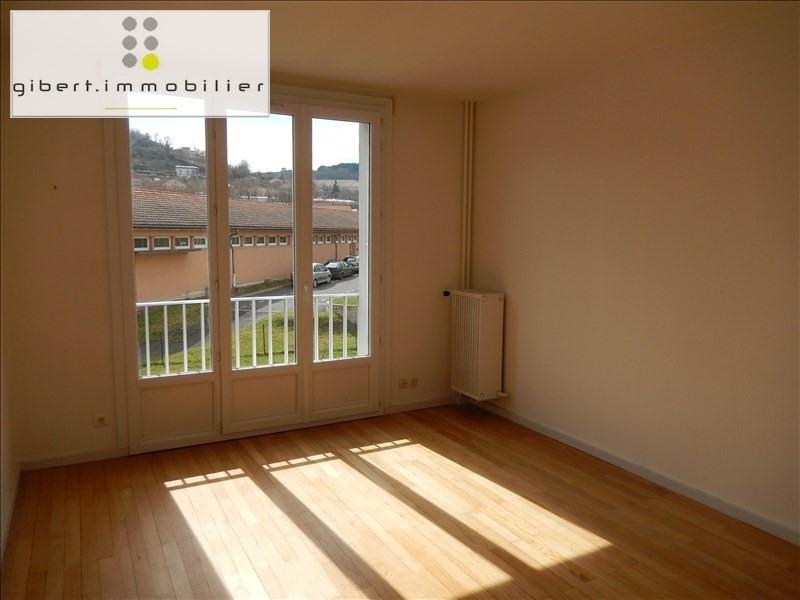 Rental apartment Brives charensac 496,79€ CC - Picture 1