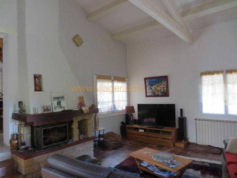 Lijfrente  huis Saint-christol-lès-alès 370000€ - Foto 6