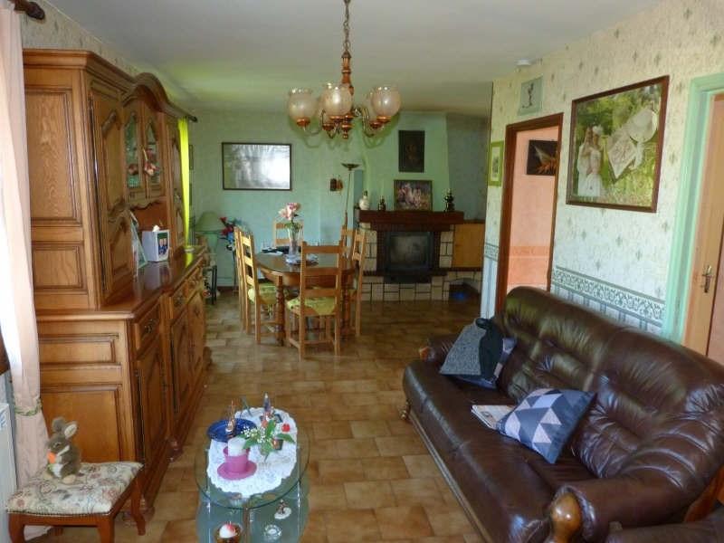 Vente maison / villa Charny oree de puisaye 138600€ - Photo 5
