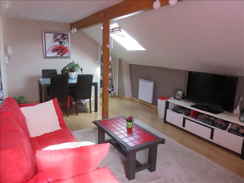 Vente appartement Nanteuil les meaux 125000€ - Photo 1