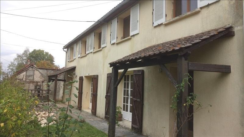 Sale house / villa St menoux 116600€ - Picture 1