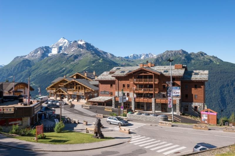 Vente de prestige appartement La rosiere 300 000€ - Photo 7