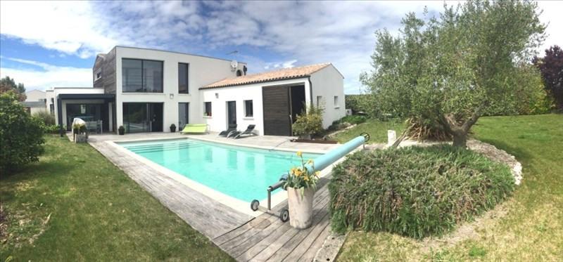 Vente de prestige maison / villa St vivien 577500€ - Photo 1