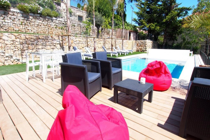 Vacation rental house / villa Antibes  - Picture 2