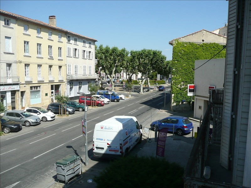 Vente appartement Carpentras 107000€ - Photo 4