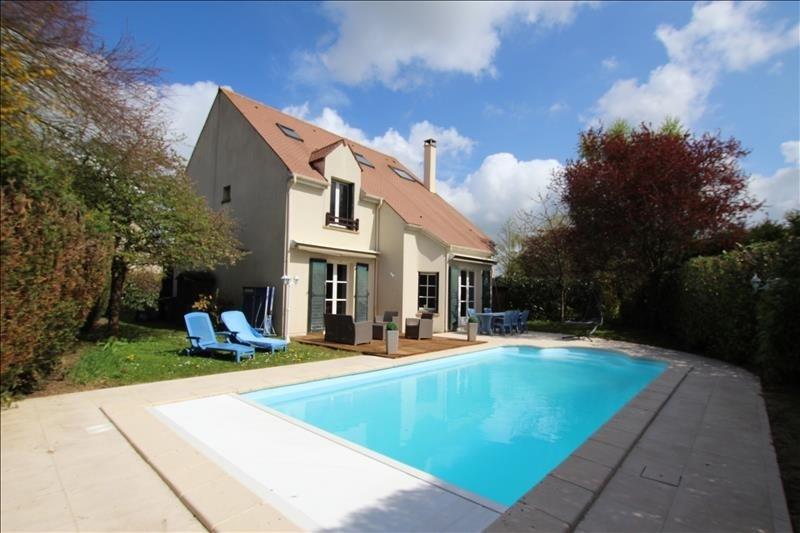Sale house / villa La queue en brie 473200€ - Picture 5