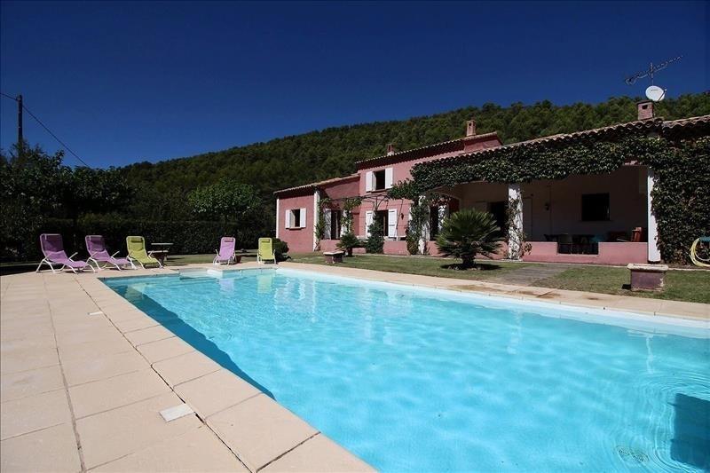 Sale house / villa Signes 787000€ - Picture 1