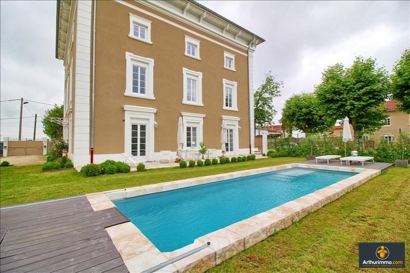 Vente de prestige appartement Heyrieux 460000€ - Photo 4