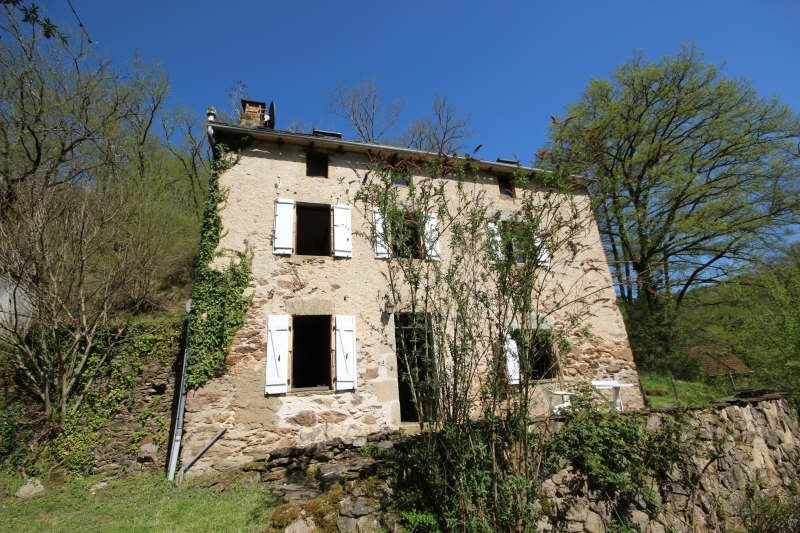 Sale house / villa Lescure jaoul 140 000€ - Picture 1
