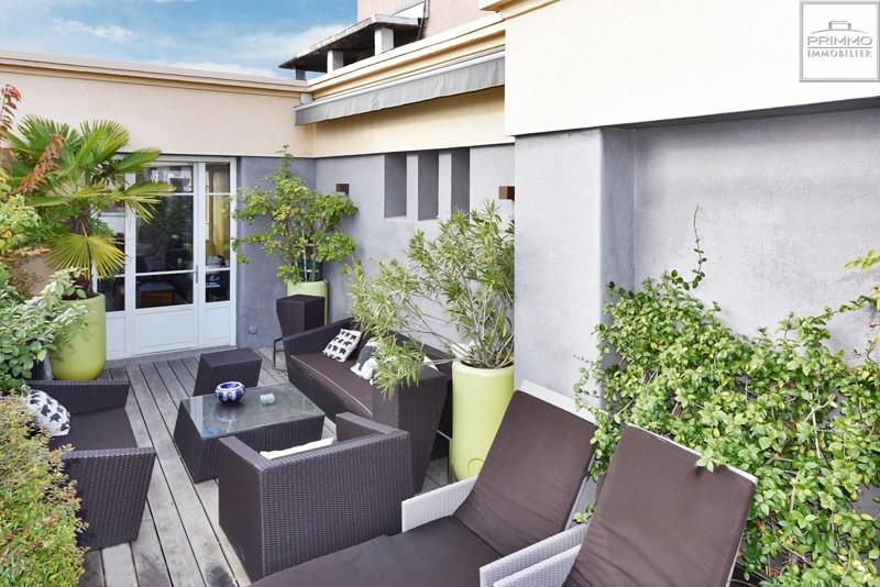 Vente de prestige appartement Lyon 6ème 1350000€ - Photo 2