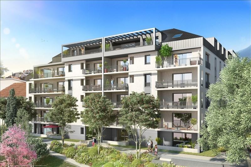 Vente appartement Aix les bains 380000€ - Photo 2
