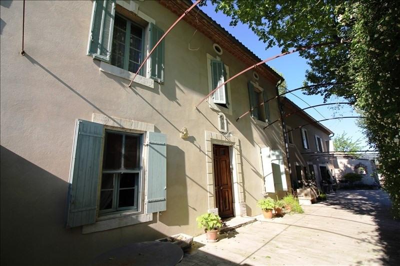 Vente de prestige maison / villa Jonquieres 424000€ - Photo 2