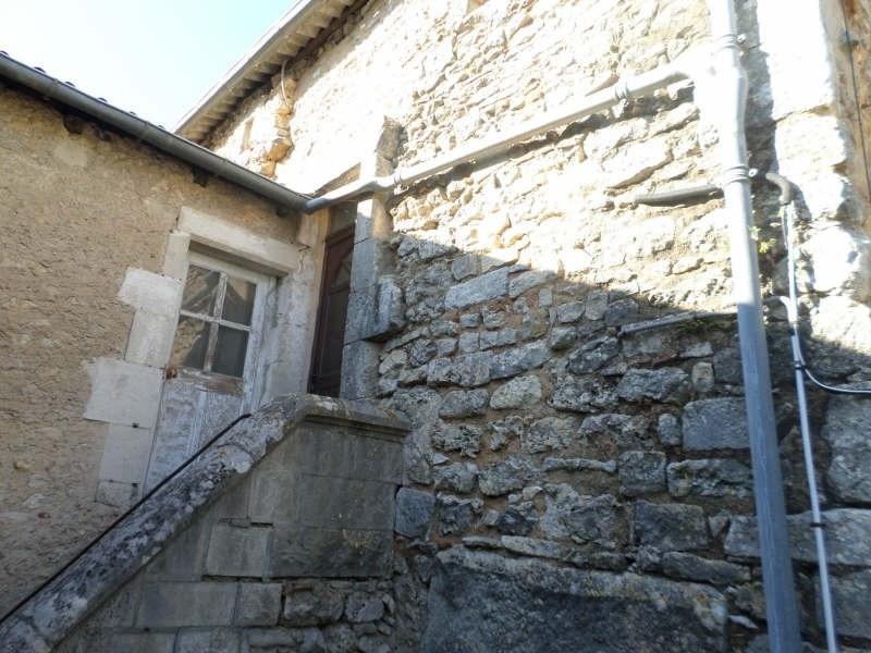 Produit d'investissement immeuble Lussac les chateaux 131000€ - Photo 8
