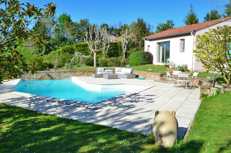 Deluxe sale house / villa Saint didier au mont d'or 950 000€ - Picture 7