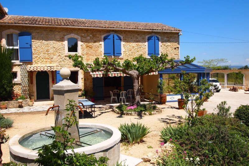 Vente de prestige maison / villa Venejan 595000€ - Photo 3