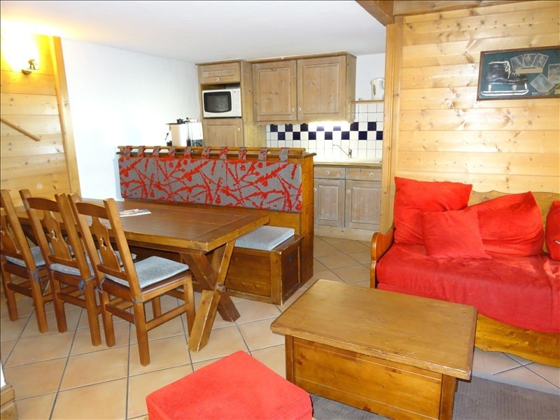 Vente de prestige appartement Les arcs 370000€ - Photo 3