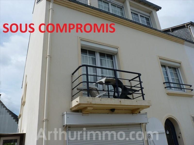 Sale house / villa Auray 235000€ - Picture 1