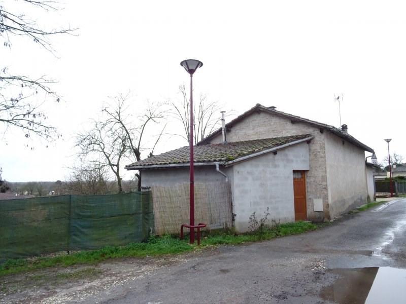Vente maison / villa Le pizou 116750€ - Photo 2