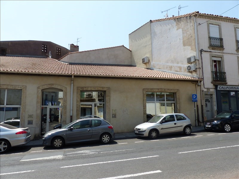 Vente local commercial Beziers 127000€ - Photo 2