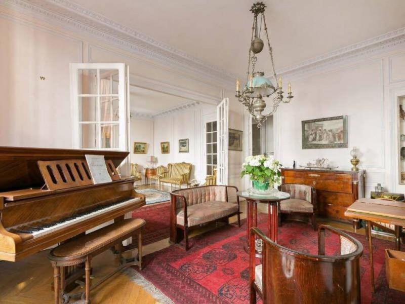 Verkoop van prestige  appartement Paris 16ème 1550000€ - Foto 2