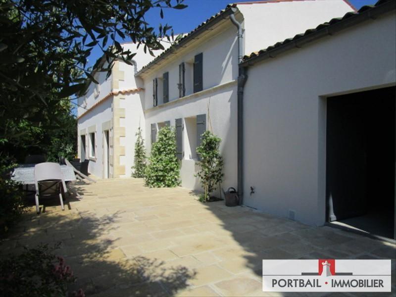 Vente maison / villa Mirambeau 331200€ - Photo 1
