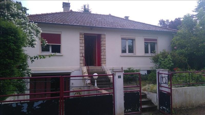 Vente maison / villa Le veurdre 76000€ - Photo 1