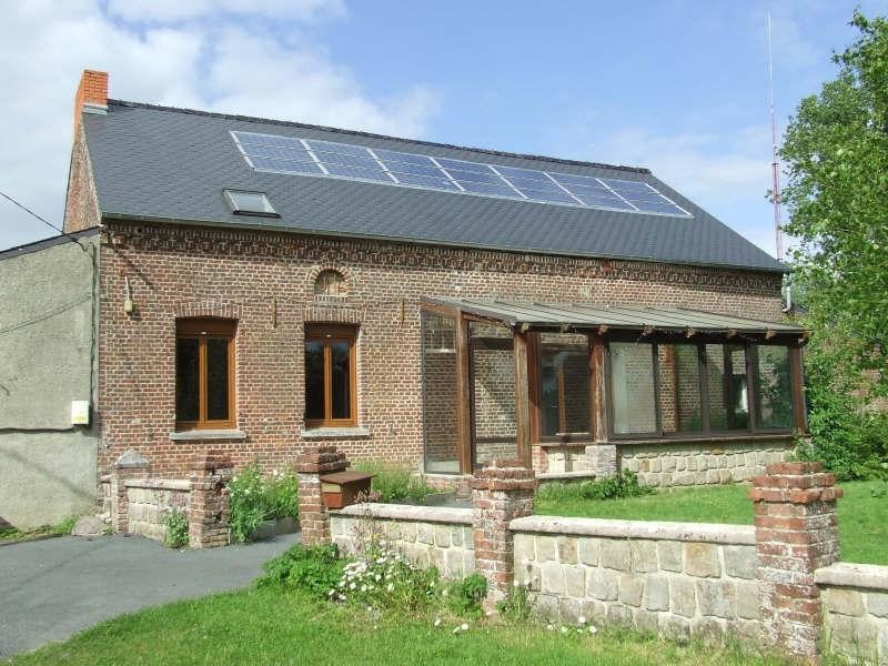 Sale house / villa Fesmy le sart 147000€ - Picture 1