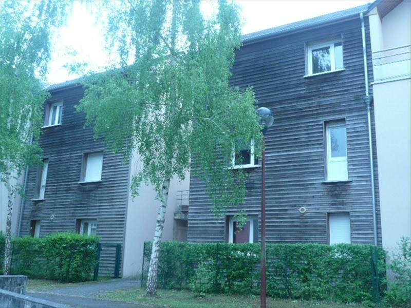 Vente appartement Aubigny sur nere 88000€ - Photo 2