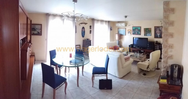 Life annuity house / villa Montady 65 000€ - Picture 7