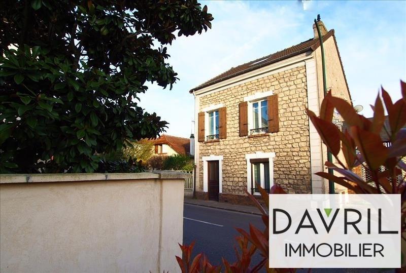 Vente maison / villa Conflans ste honorine 419900€ - Photo 1