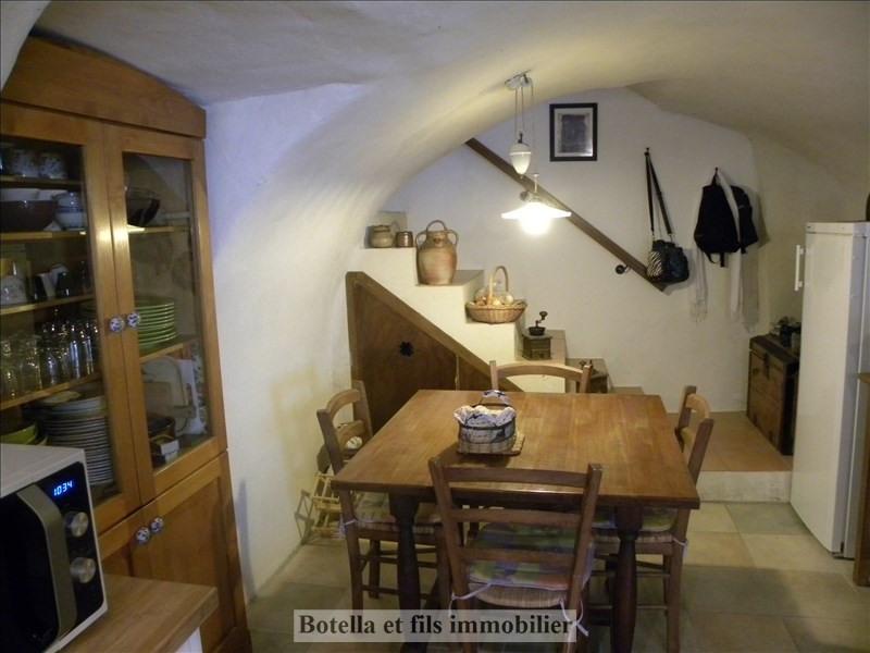 Vente maison / villa Goudargues 112000€ - Photo 4