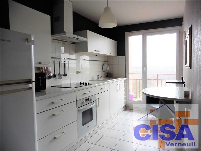 Vente appartement Montataire 125000€ - Photo 2