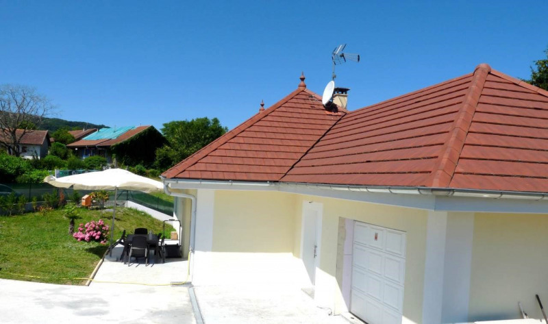 Sale house / villa Pers-jussy 450000€ - Picture 8