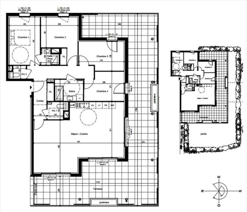 Immobile residenziali di prestigio appartamento Vetraz monthoux 586000€ - Fotografia 1