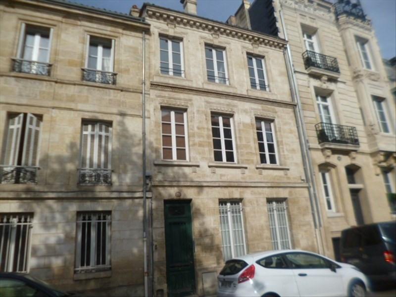Vente appartement Bordeaux 393000€ - Photo 1