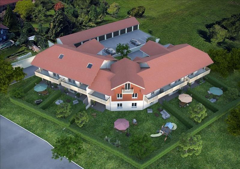Vente appartement Reignier-esery 228000€ - Photo 1