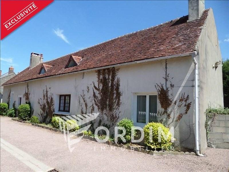 Sale house / villa Donzy 123000€ - Picture 1
