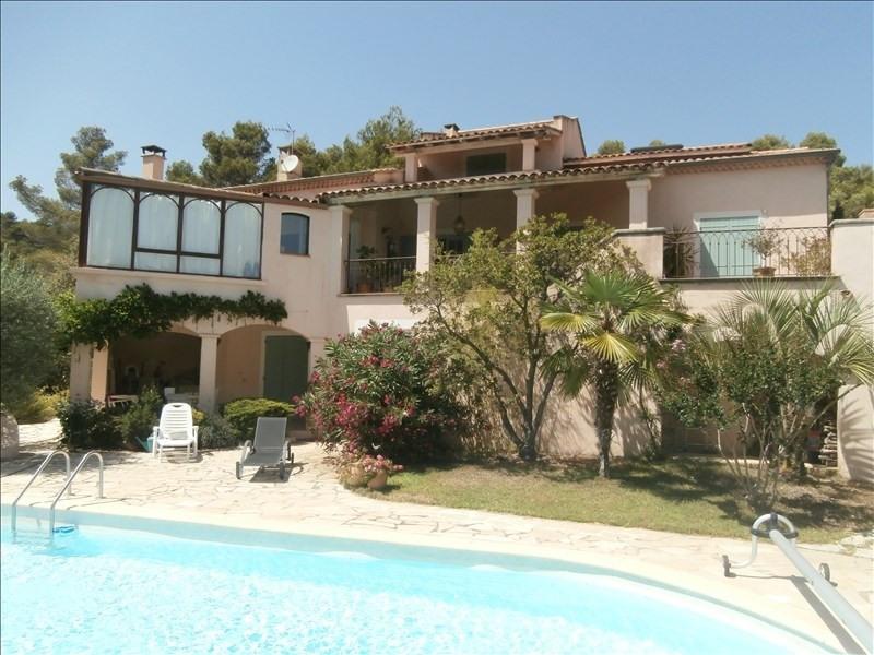 Sale house / villa Pierrevert 480000€ - Picture 2
