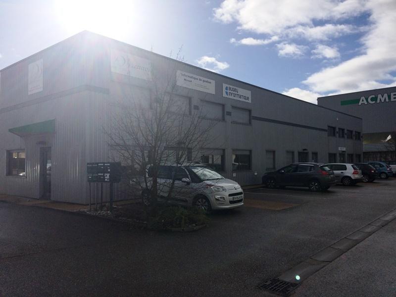 Location Local d'activités / Entrepôt Ambérieu-en-Bugey 0