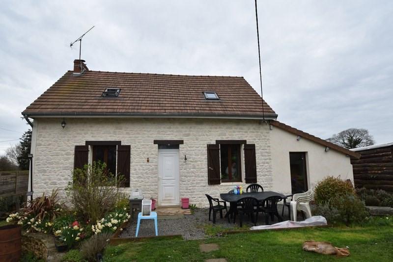 Locação casa La barre de semilly 530€ CC - Fotografia 1